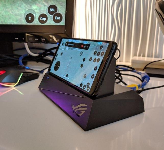 Rog Phone Gamingphone Toi Tan Vua Doc Vua La Cua Asus 13