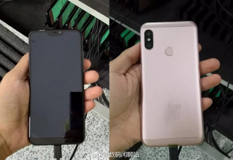 Xiaomi Redmi 6 Lo Dien Hinh Anh Thuc The 01