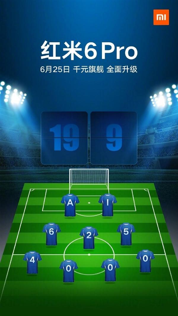 Xiaomi Redmi 6 Pro Va Mi Pad 4 Se Chinh Thuc Ra Mat Ngay 25 6 02