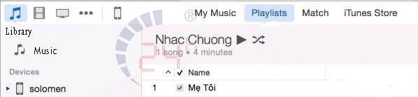 cài nhạc chuông cho iPhone X Plus