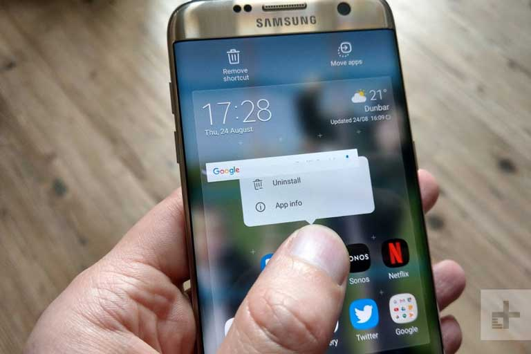 Ban Co Biet Lam The Nao De Tang Toc Do Samsung Galaxy S9 Chua 06