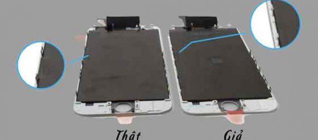 Bi Kip Cach Nhan Biet Man Hinh Iphone 6 6 Plus Zin Va Lo Chuan Men 01