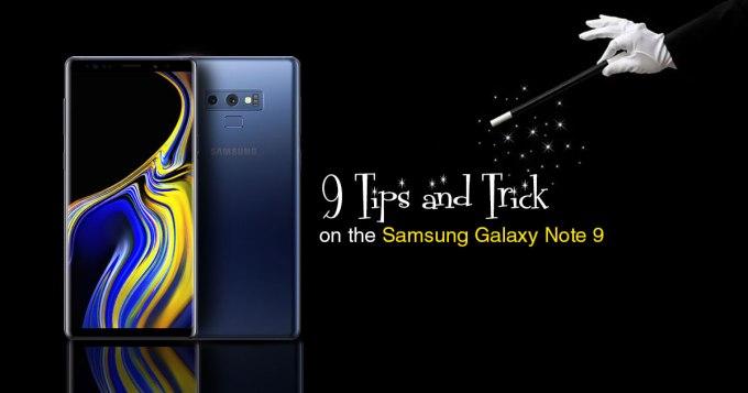 9 Meo Va Thu Thuat Tren Samsung Galaxy Note 9 01