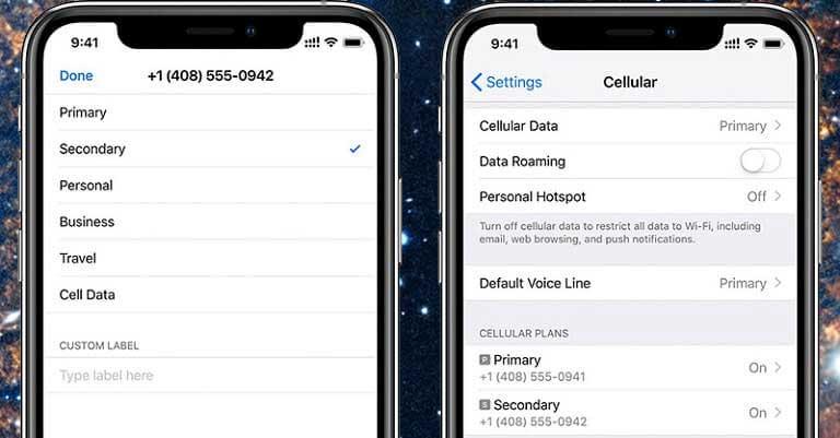 Cách gọi 2 sim 2 sóng trên iPhone XS Max thuận tiện và nhanh chóng