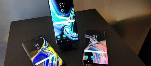 Samsung Cap Nhat Android Pie Note 9 Va Note 8 Duoc Cap Nhat Vao Thang 1 Va Thang 2 Nay 01