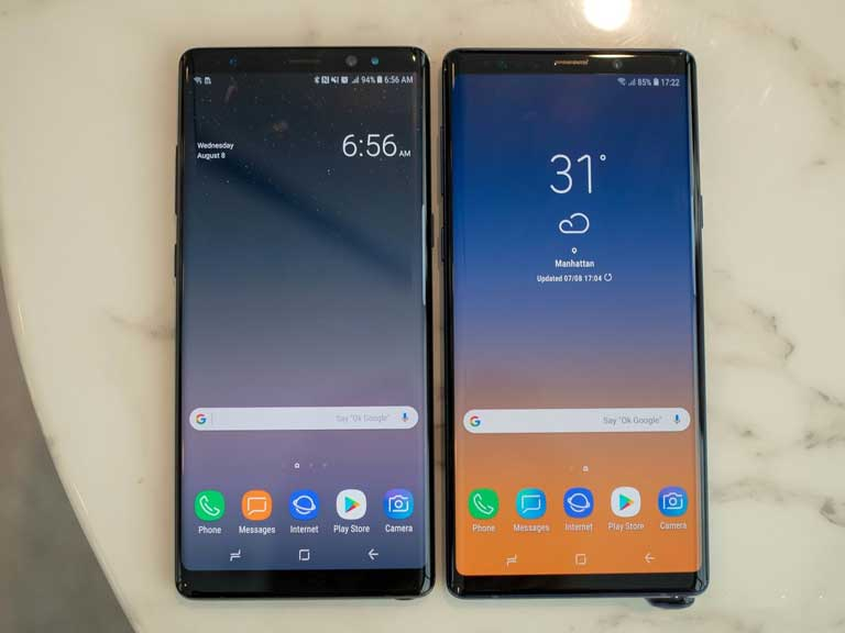 Bo Bao Ve Man Hinh Galaxy Note 8 Con Sot Lai Co Hoat Dong Tren Galaxy Note 9 Khong 01