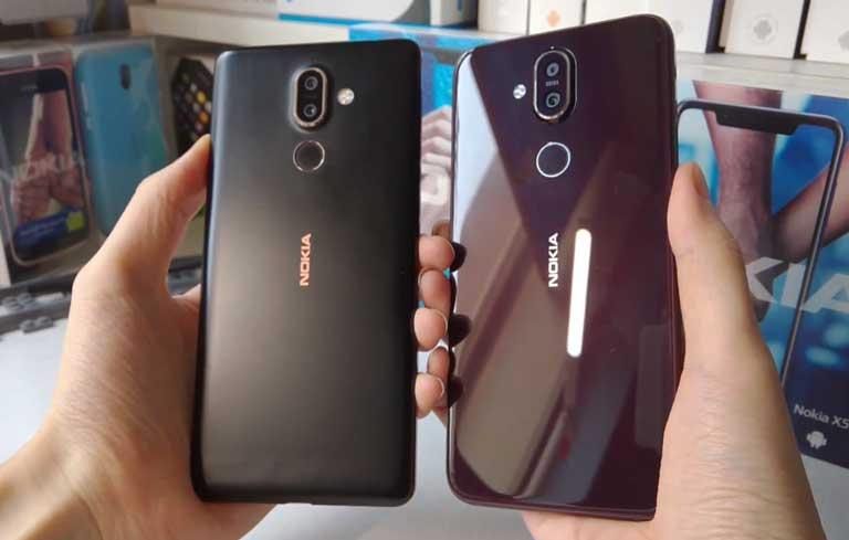 Thay màn hình mặt kính cảm ứng Nokia X5/ X7 chính hãng uy tín giá tốt nhất tại TPHCM hình 2